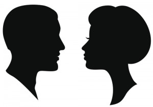 5-Creative-man-and-woman-silhouettes