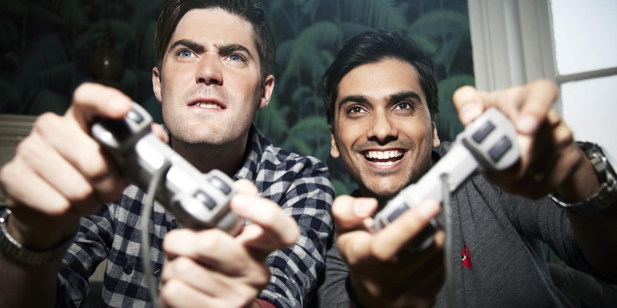 game men playing