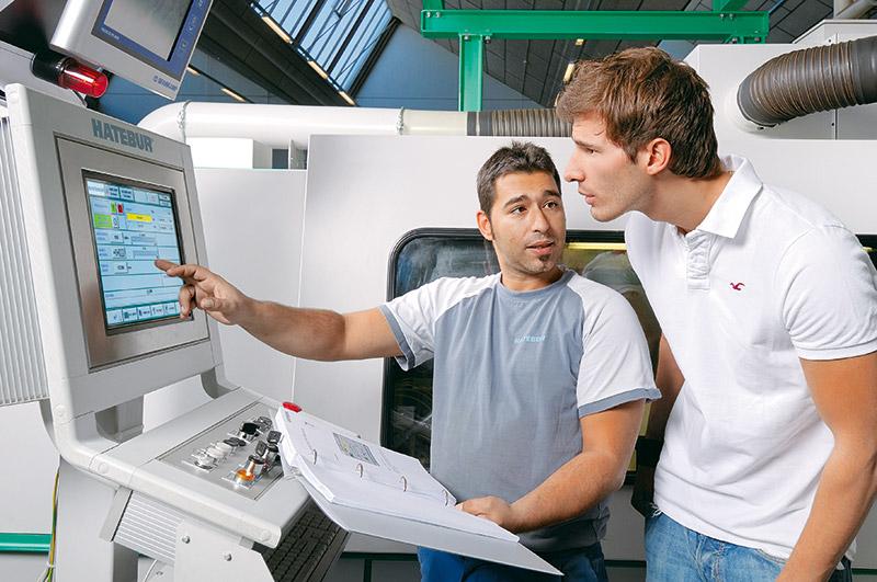 operator machines